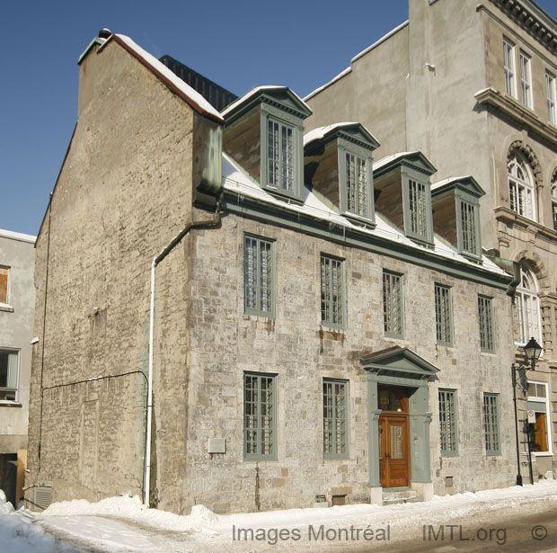 Maison Chartier de Lotbinière