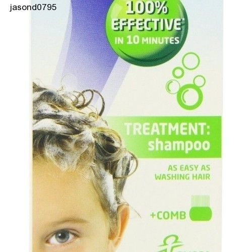 Head Lice Shampoo Kids Hair Treatment Lyclear Nit Conditioner Eliminate Nits