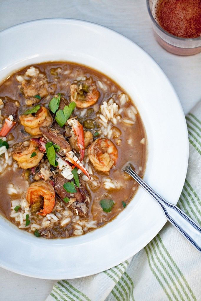 Goin for Gumbo ~ lots of gumbo recipes