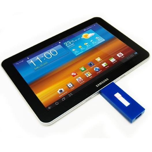 Pensez à rajouter de la mémoire de stockage a votre tablette SAMSUNG Galaxy Tab ou Galaxy Note 10.1