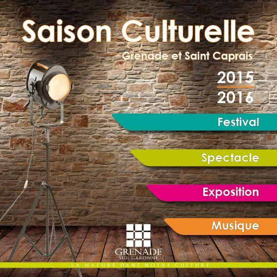 Programmation Culturelle | Mairie de Grenade sur Garonne