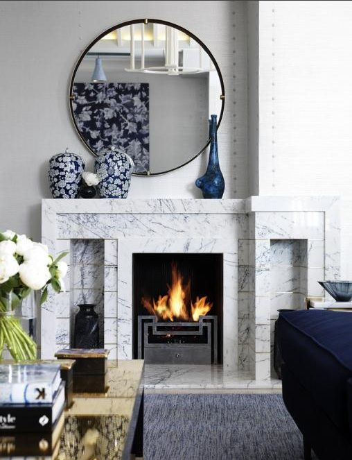 1817 best FIREPLACES INTERIOR DESIGNS images on Pinterest