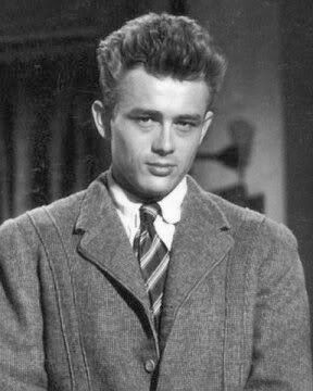 """I've seen his James Dean, Day dream look in his eyes..he never goes out of style...he will never go out of style!'"