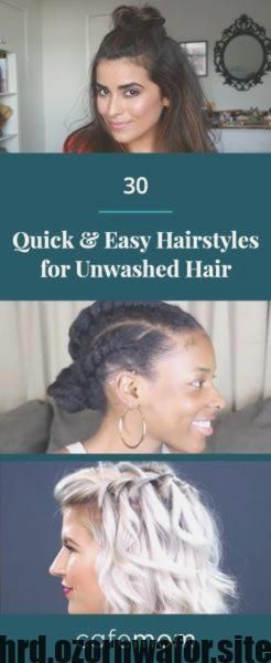Hottest No Cost unwashed hairstyles Concepts  Put together because there's a whole new wave associated with 2020 hair style ideas arriving your curr...