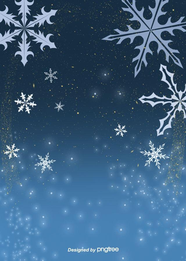Winter Blue Snowflake Pattern Snow White Snow Drift Blue Snowflakes Snowflakes Blue Backgrounds