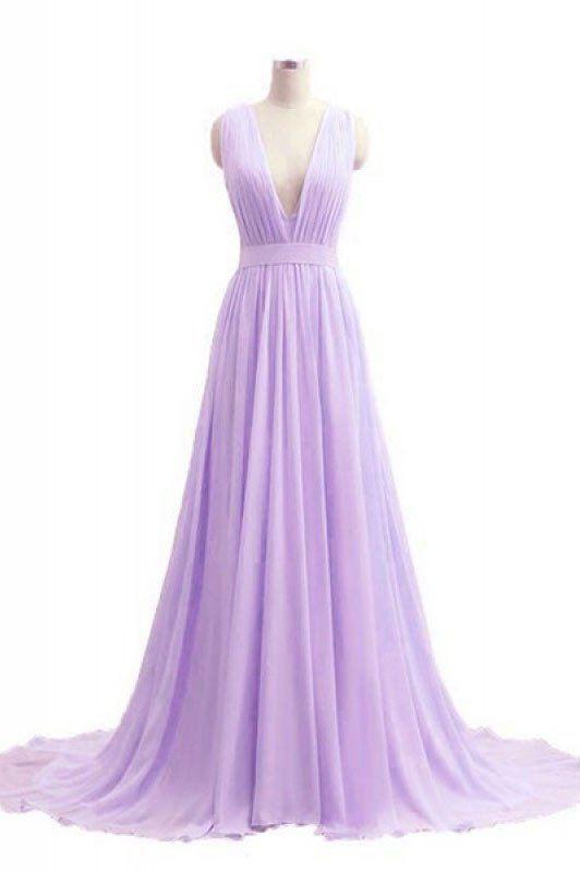 lavender color dress - photo #15