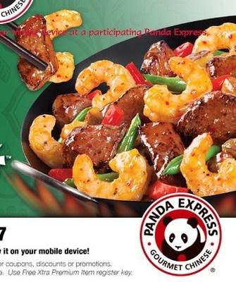 Panda express coupons 2019