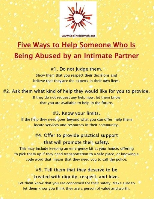 how to help a friend in an emotionally abusive relationship