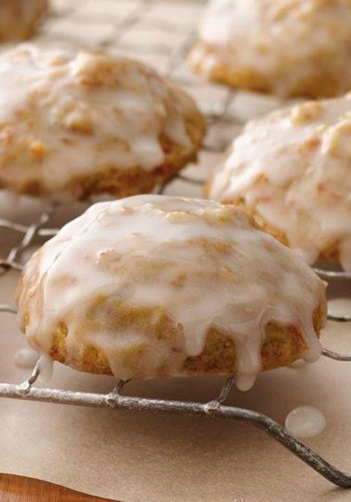 Apricot-Sour Cream Tea Cookies | Recipe | Easy recipes, Pillsbury and ...
