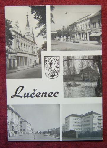 Slovakia Lucenec 1960 70 | eBay