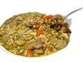 Skinny Beef, Vegetable and Barley Soup (Stove Top or Crock Pot) with Weight Watchers Points | Skinny Kitchen