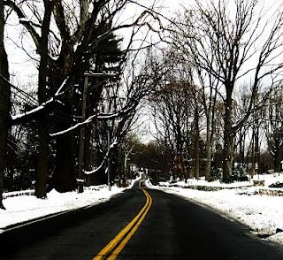 snow & road: Snow, Pictures, Moments, Roads, Pleasures