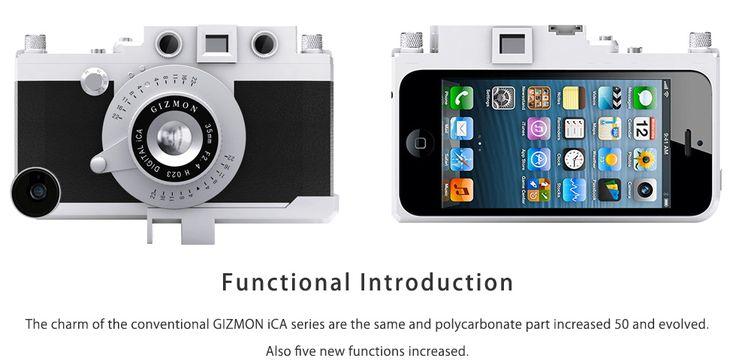 GIZMON iCA5