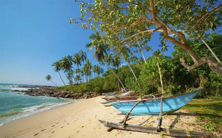Ongerepte stranden, kilometers lang! Rustige dorpjes, een gemoedelijke sfeer en nauwelijks toeristen: Oost-Sri Lanka op zijn best! #strand #beach #holiday #vakantie #srilanka #originalasia.nl
