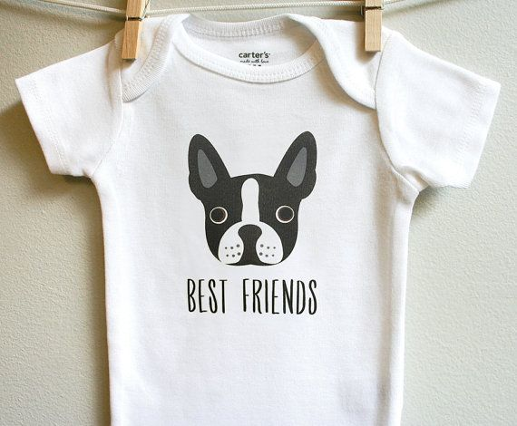 Hey, I found this really awesome Etsy listing at https://www.etsy.com/listing/270811152/baby-clothes-boston-terrier-baby-clothes