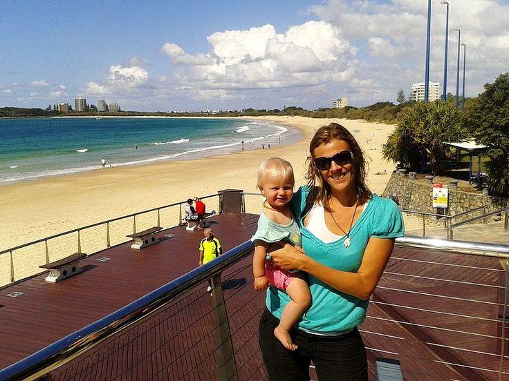 Mooloolaba Beach Sunshine Coast, Qld