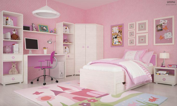 ACE nočný stolík TYP 95 - ACE detská izba - Detské izby