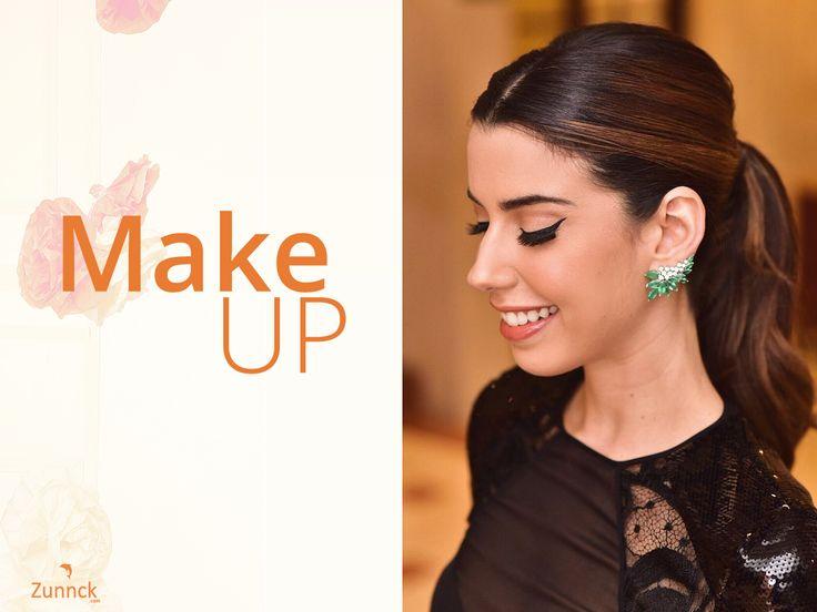 Camila Coutinho soube mostrar como é possível ficar linda e sofisticada com uma maquiagem simples! Aposte!!!