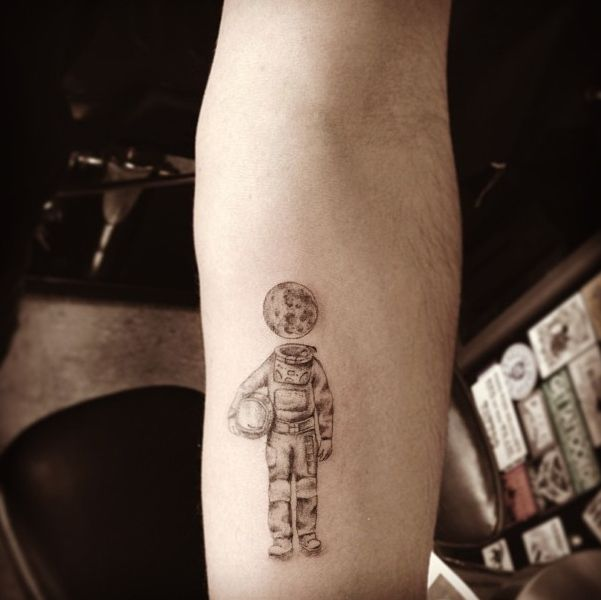 Dr. Woo May Be The Coolest Tattoo Artist In Los Angeles (via BuzzFeed)