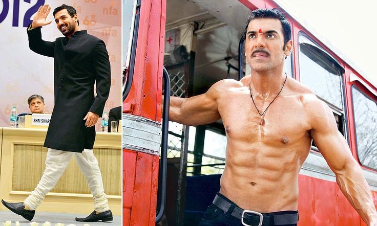 WEEKEND ENTERTAINMENT: Meet the actor who has proved he is more than a sexy action hunk with Shootout At Wadala