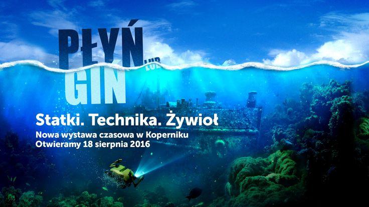 "Wystawa ""Płyń lub giń"" - The exhibition ""Sail or sink"" -"