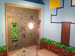 Minecraft Style Bedroom   Google Search