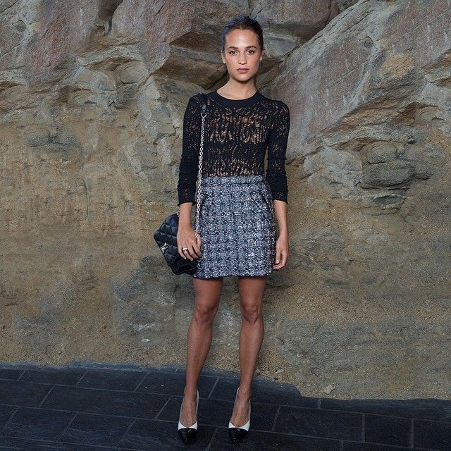 Ex Machina star Alicia Vikander is Louis Vuitton's new girl: http://www.dazeddigital.com/fashion/article/24682/1/ex-machina-star-alicia-vikander-is-louis-vuitton-s-new-girl