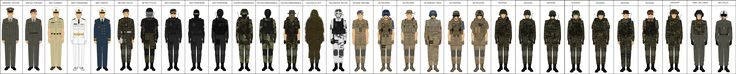 military officer uniform - Google Search