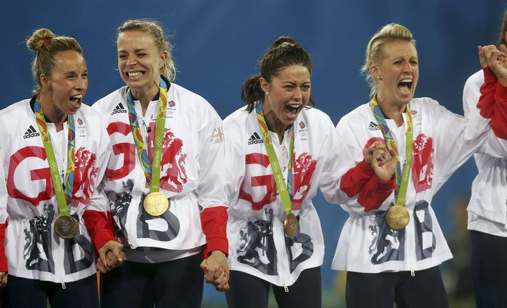 Can you recognise Team GB's gold medal-winning heroes?