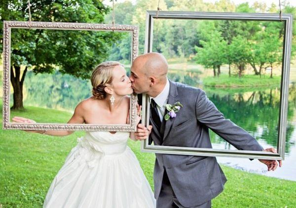 Bilderrahmen Hochzeitsdeko 10 Bastel Projekte