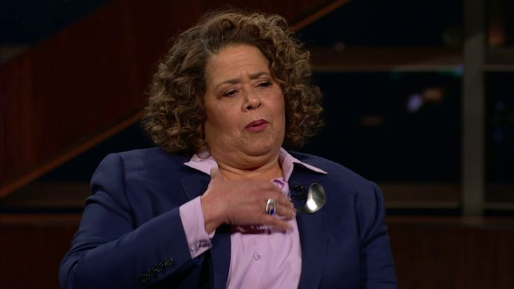 YEP... Anna Deavere Smith | Real Time with Bill Maher (HBO)