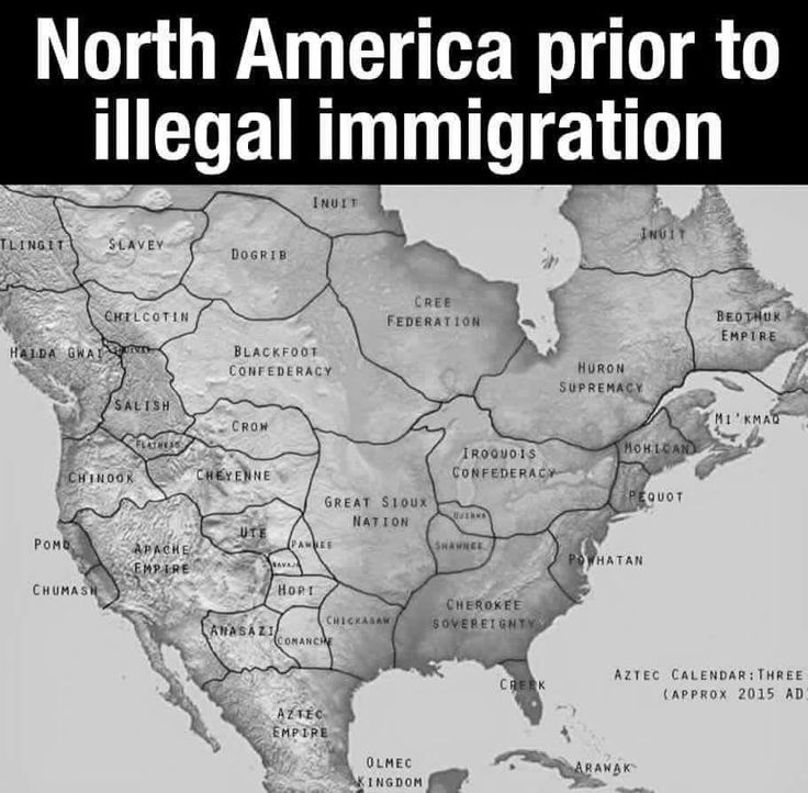 It never hurts to gently remind wasicu just who the true illegal immigrants are…                                                                                                                                                                                 More