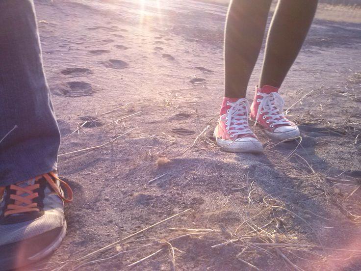 Walk in the sunshine