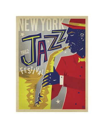 Jazz, Prints and Posters at Art.com