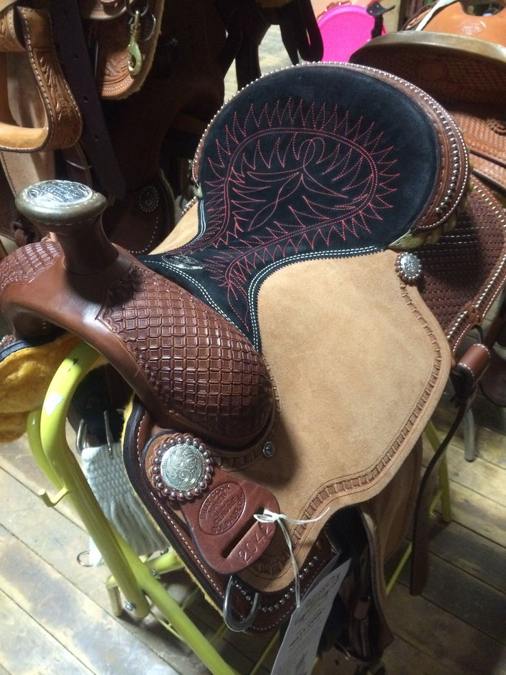 Love love love this billy cook saddle!!!!
