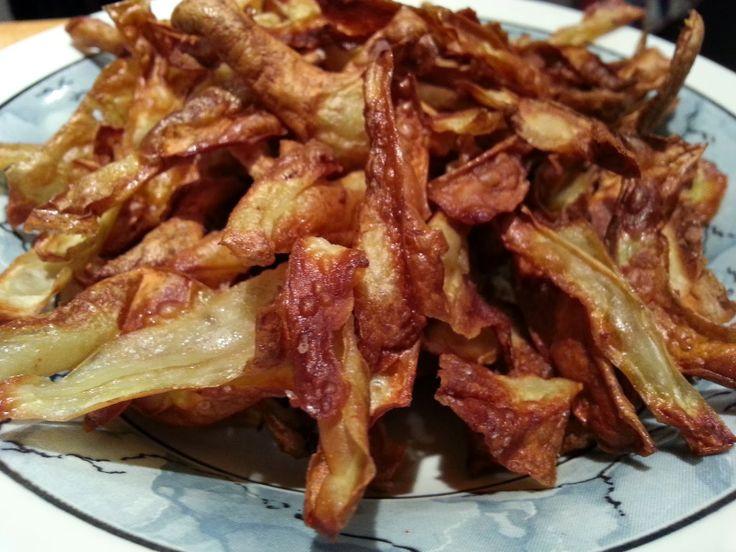 Homemade Crispy Potato Skins - Slimming World Delights