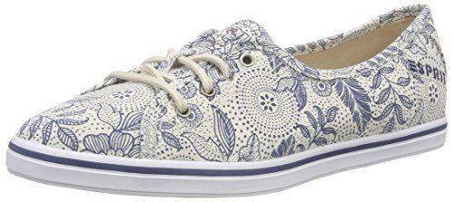 ESPRIT Damen Maria Flower LU Sneakers - http://on-line-kaufen.de/esprit/esprit-maria-flower-lu-damen-sneakers