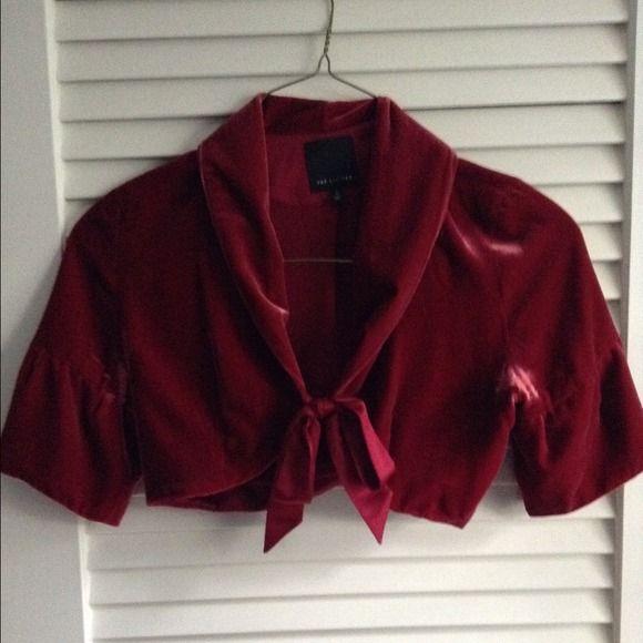 1000+ ideas about Red Velvet Jacket on Pinterest
