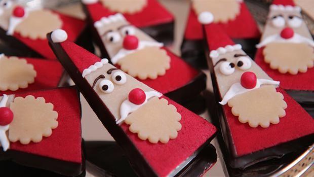Marcipan-julenisser