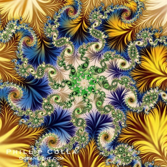 What Is A Fractal Mandelbrot   Mandelbrot Fractal Photo, Stock Photograph of a Mandelbrot Fractal ...