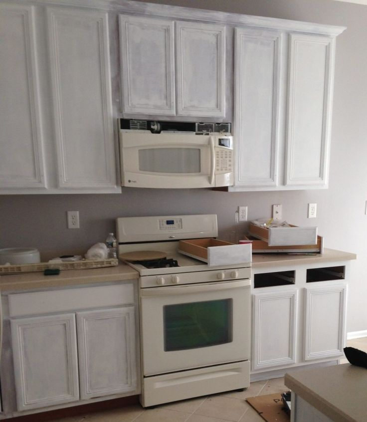 How To Properly Paint Cabinets Rust Oleum Cabinet Transformation Steps And Tips Painting Kitchen Cabinets Cabinet Transformations Chalk Paint Kitchen Cabinets
