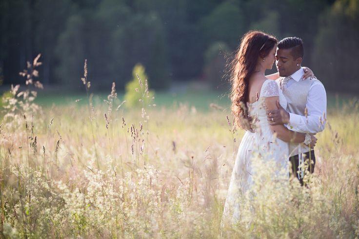 wedding bride groom portrait Blogg | Hélena Parmér - Foto med Förnuft & Känsla