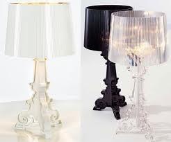 Bourgie bordlampe fra Kartell... Elsker deres fede og særprægede design