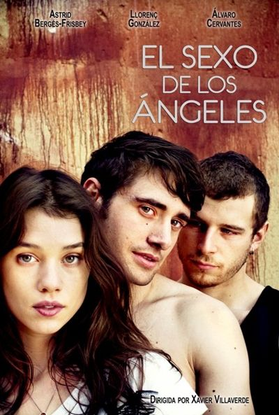 La última película de Xavier Villaverde se llama EL SEXO DE LOS ÁNGELES y promete un poquito de acción... ¡Que ya empezaba estar harto ...