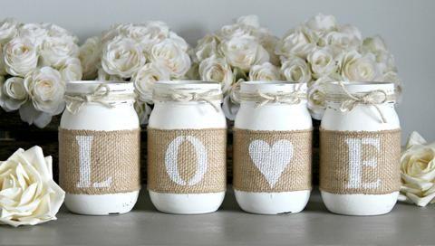 Rustic Valentine's Day Home Decor Gift Idea