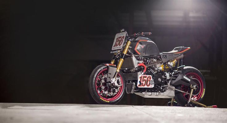 Cycle World - Victory Motorcycles Reveals Pikes Peak Campaign