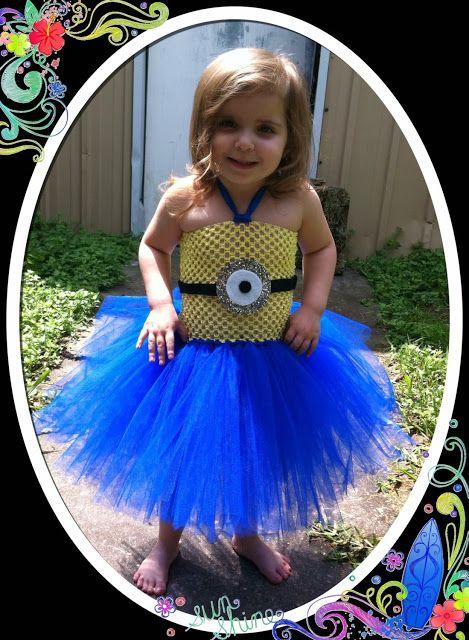 Girl's Superhero Tutu Costumes