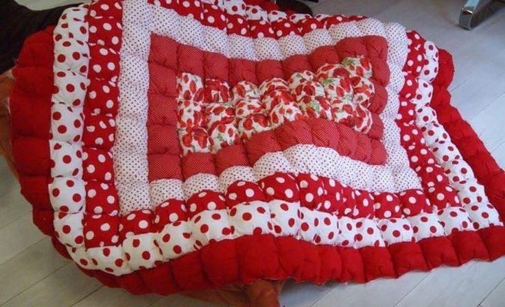 Одеяло бон-бон – купить в Краснодаре, цена 5 000 руб., дата размещения: 29.03.2017 – Мебель для детей