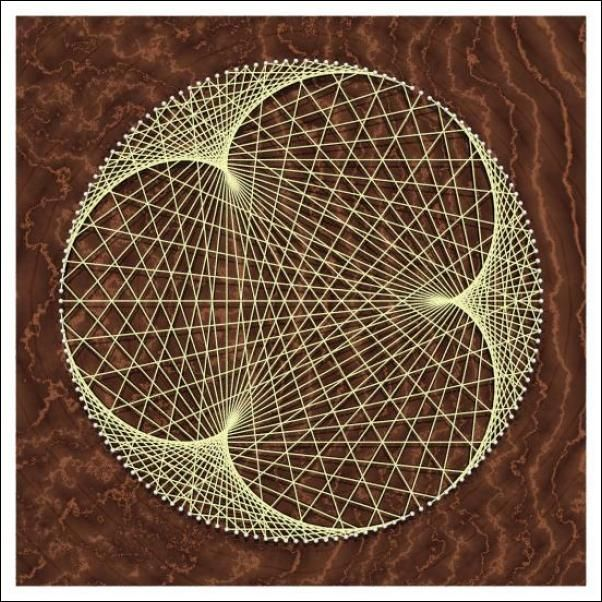 Image detail for -tree :: Geometry > String Art > Epicycloid 1:3