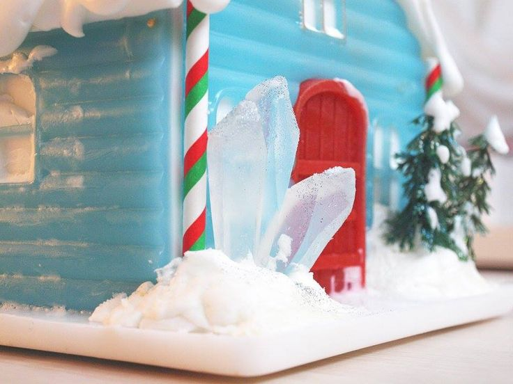 https://www.facebook.com/AstProducts Christmas soap house #astproducts #christmas #house #glycerine #soap #gift #holidays